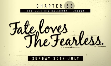 PROGRESS Chapter 53: Fate Loves The Fearless (July 30, 2017)