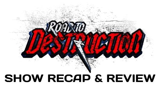NJPW Road To Destruction – Night 3 (September 9, 2017)