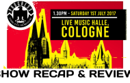 PROGRESS Cologne (July 1, 2017)