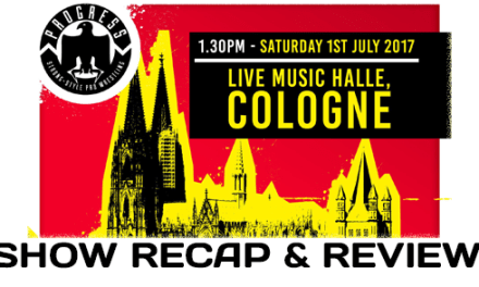 PROGRESS Cologne (July 1, 2017)