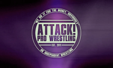 ATTACK! Pro Wrestling – Club One Hundred #2 (September 17, 2016)