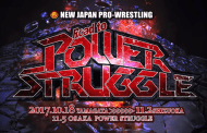 NJPW Road to Power Struggle - Night Five (October 23, 2017)