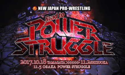 NJPW Road to Power Struggle – Night Five (October 23, 2017)