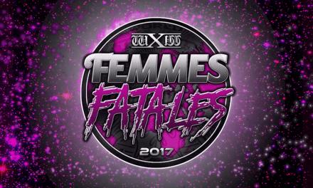 wXw Femmes Fatales 2017 (October 7, 2017) – Live Report
