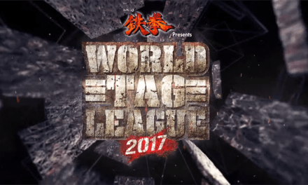 NJPW World Tag League 2017 – Night Nine (November 28, 2017)