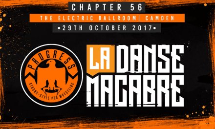 PROGRESS Chapter 56: La Danse Macabre (October 29, 2017)