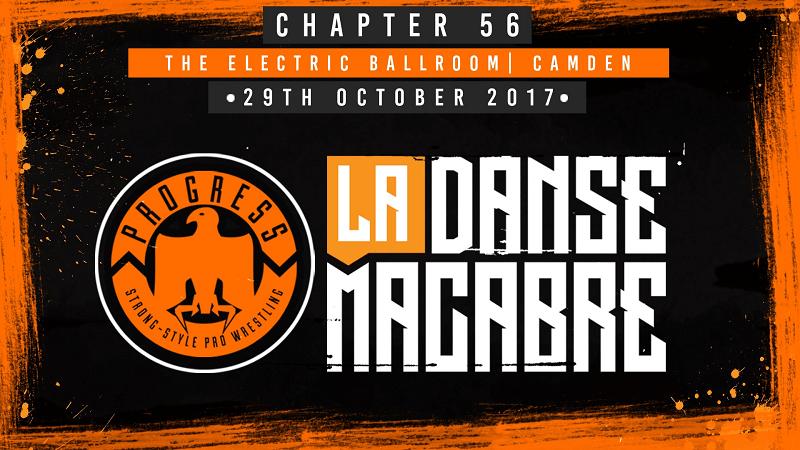 PROGRESS Chapter 56: La Danse Macabre (October 29, 2017)