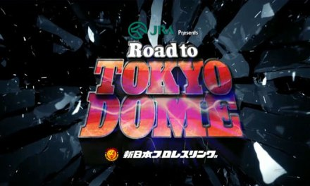 NJPW Road to Tokyo Dome – Night One (December 17, 2017)