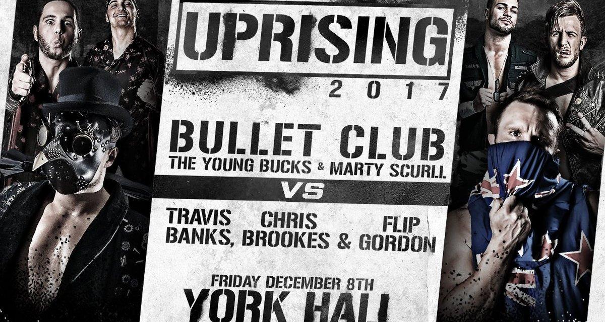 Revolution Pro Wrestling Uprising 2017 (December 8, 2017)