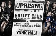 Revolution Pro Wrestling Uprising 2017 (December 8, 2017)