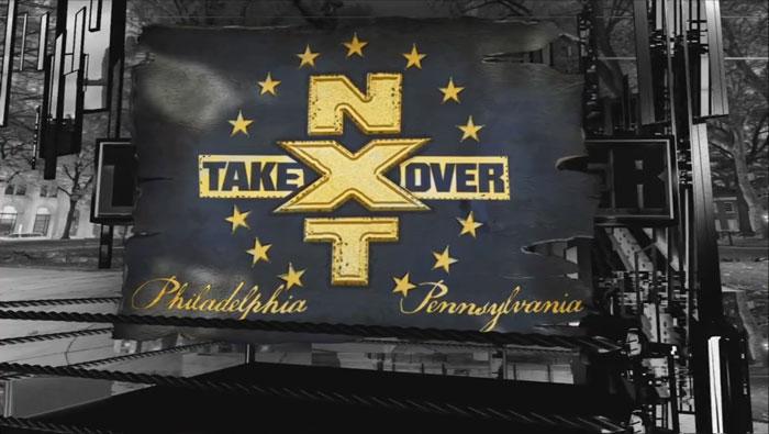 NXT Takeover: Philadelphia (January 27, 2018)