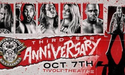 OTT Third Year Anniversary – Dublin (October 7, 2017)