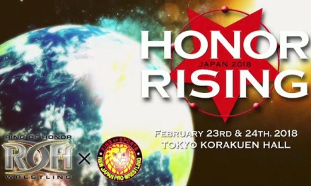 NJPW Honor Rising: Japan 2018 – Night One (February 23, 2018)