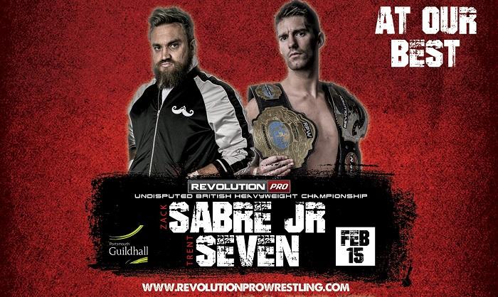 Revolution Pro Wrestling At Our Best 2018 (February 15, 2018