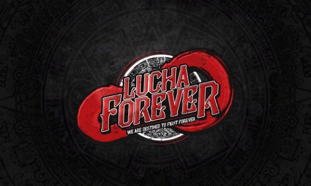 Lucha Forever – Catch Me Outside (May 25, 2017)