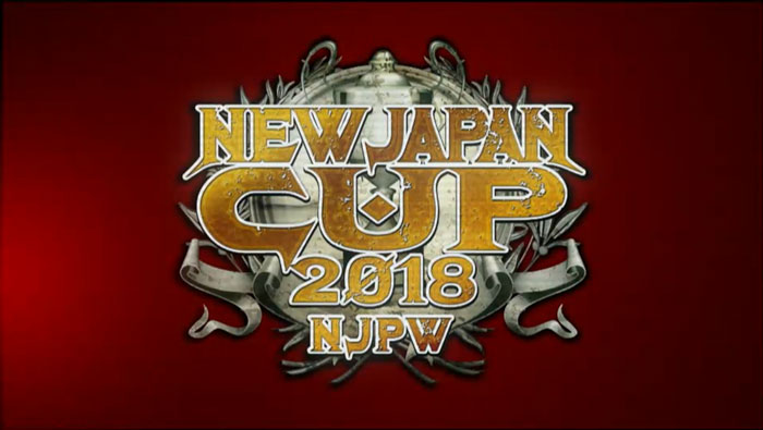 NJPW New Japan Cup 2018 – Night Nine (March 21, 2018) (Tournament Final Only Edition)
