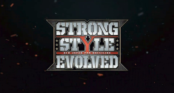 NJPW Strong Style Evolved (March 25, 2018)