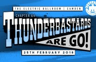 PROGRESS Chapter 64: Thunderbastards Are Go! (February 25, 2018)