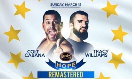 Beyond Wrestling Hope (March 18, 2018)