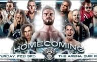 OTT The Homecoming - Dublin (February 03, 2018)