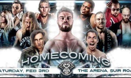 OTT The Homecoming – Dublin (February 03, 2018)