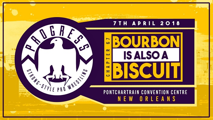 PROGRESS Chapter 67: Bourbon is Also a Biscuit (April 07, 2018)