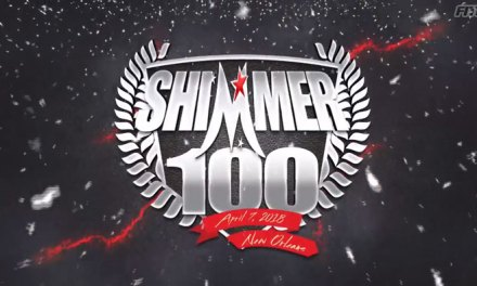 SHIMMER 100 (April 07, 2018)