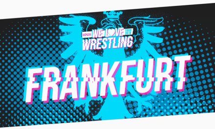wXw We Love Wrestling: Frankfurt (April 21, 2018)