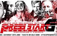 ATTACK! Pro Wrestling Press Start 6 (June 16, 2018)