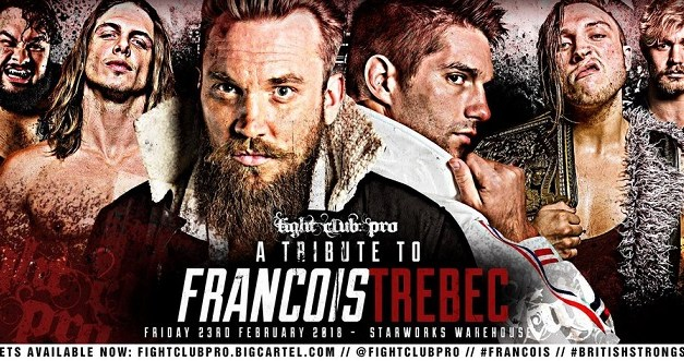 Match Review: David Starr vs. WALTER (Fight Club: Pro A Tribute to Francois Trebec, February 23, 2018)