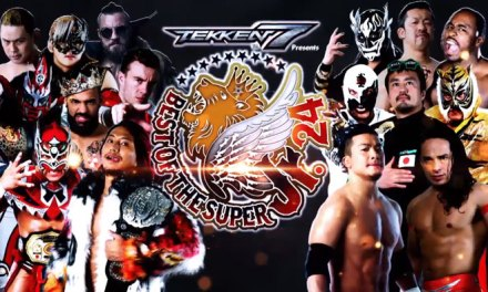 NJPW – Best of the Super Junior 24 – Night Six Tournament Match Review – May 23, 2017