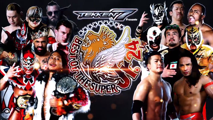 NJPW – Best of the Super Junior 24 – Night Four Tournament Match Review – May 21, 2017