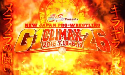 NJPW G1 Climax 26 – Day 10 Review – August 1, 2016