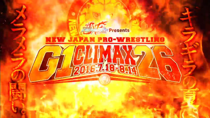 NJPW G1 Climax 26 – Day 8 Review – July 30, 2016