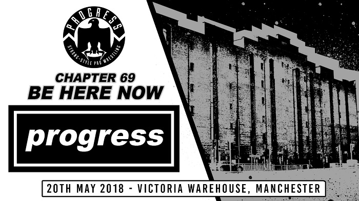 PROGRESS Chapter 69: Be Here Now (May 20, 2018)