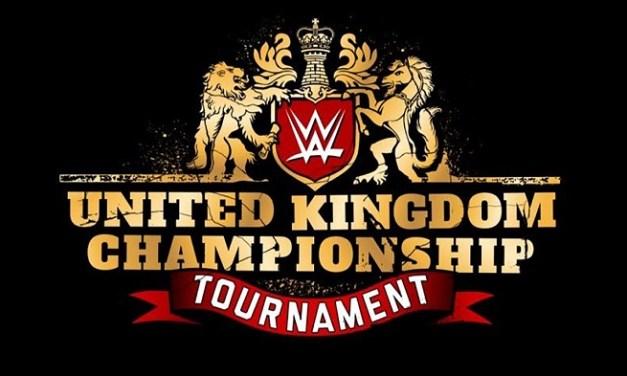 WWE United Kingdom Championship Tournament 2018 – Night One (June 18, 2018)