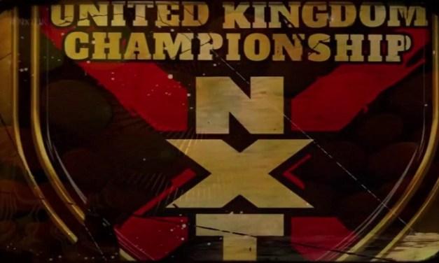 WWE United Kingdom Championship Tournament 2018 – Night Two (June 19, 2018)