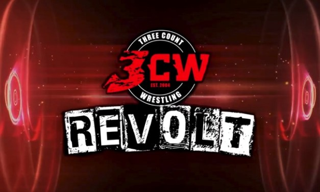 3CW Revolt 2018 (July 07, 2018)