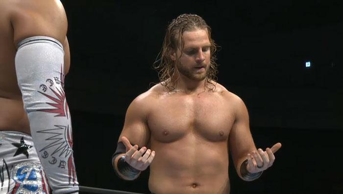 Risultati immagini per NJPW G1 Climax 28 Tanahashi vs Page