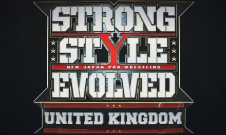 NJPW x Rev Pro Strong Style Evolved UK – Night One (June 30, 2018)