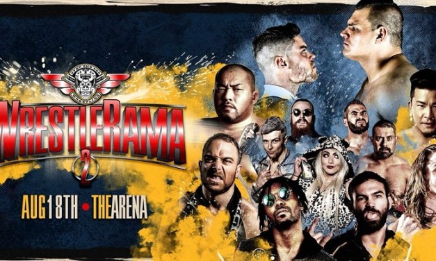 OTT Wrestlerama 2 (August 18, 2018)