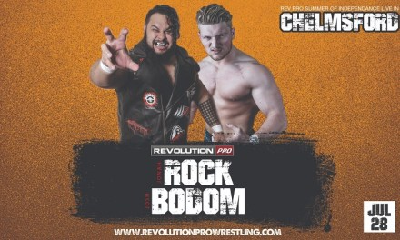 Revolution Pro Wrestling Live in Chelmsford (July 28, 2018)