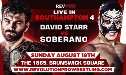 Revolution Pro Wrestling Live in Southampton 4 (August 19, 2018)