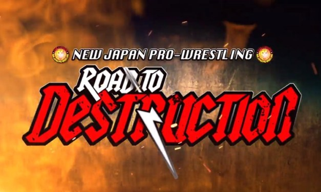 NJPW Road to Destruction – Night Four (September 09, 2018)