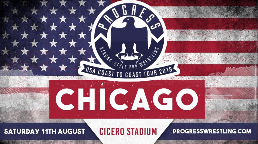 PROGRESS Coast to Coast: Chicago (August 11, 2018)