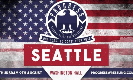 PROGRESS Coast to Coast: Seattle (August 09, 2018)
