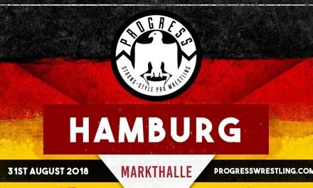 PROGRESS Hamburg (August 31, 2018)
