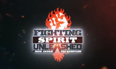 NJPW Fighting Spirit Unleashed (September 30, 2018)