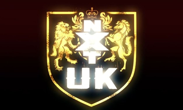 WWE NXT UK #1