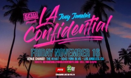GCW Joey Janela's LA Confidential (November 16, 2018)